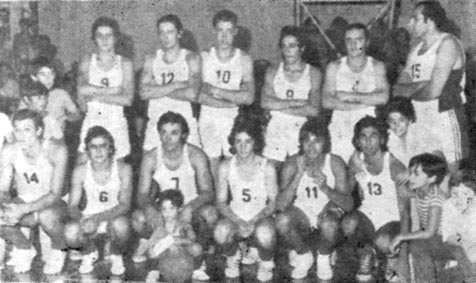 ARGENTINO CAMPEON 1972-73