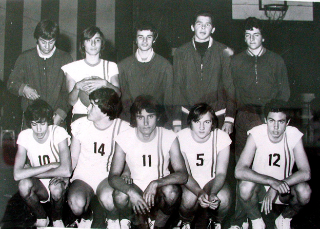 JUNIN CAMPEON PROVINCIAL CADETES LINCOLN 1975